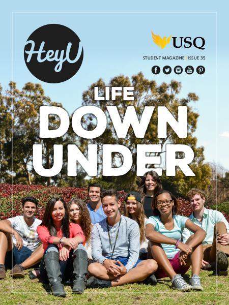 HeyU Issue 35 - 19 August 2015