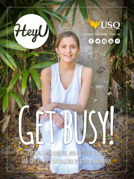 HeyU Issue 40 - 28 October 2015