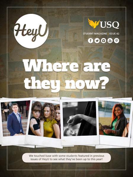 HeyU Issue 42 - 25 November 2015