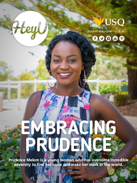 HeyU Issue 43 - 17 February 2016