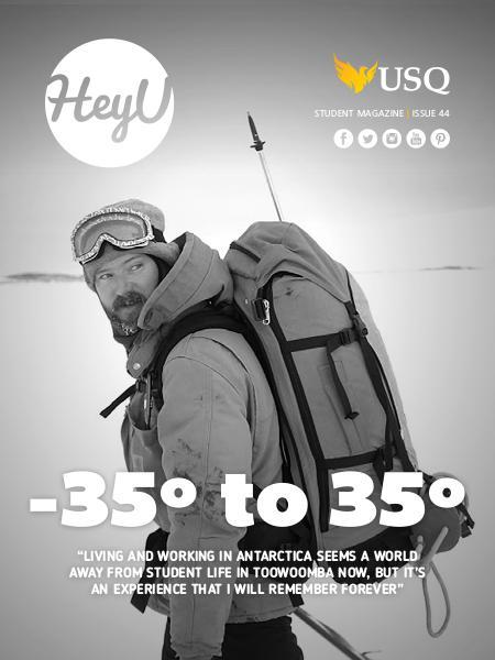 HeyU Issue 44 - 16 March 2016