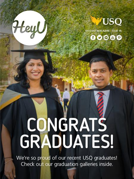HeyU Issue 45 - 20 April