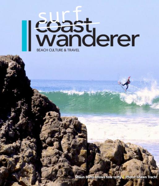 CoastWanderer Magazine Exposure No.1