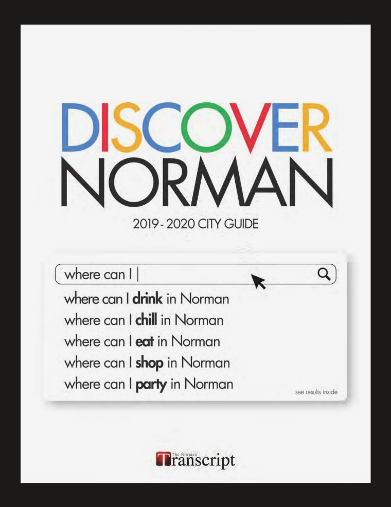 Discover Norman 2019-2020