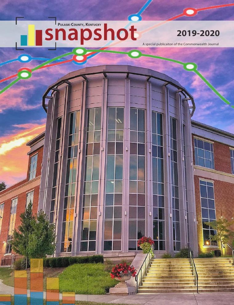 Snapshot, Pulaski County, Kentucky 2019-2020