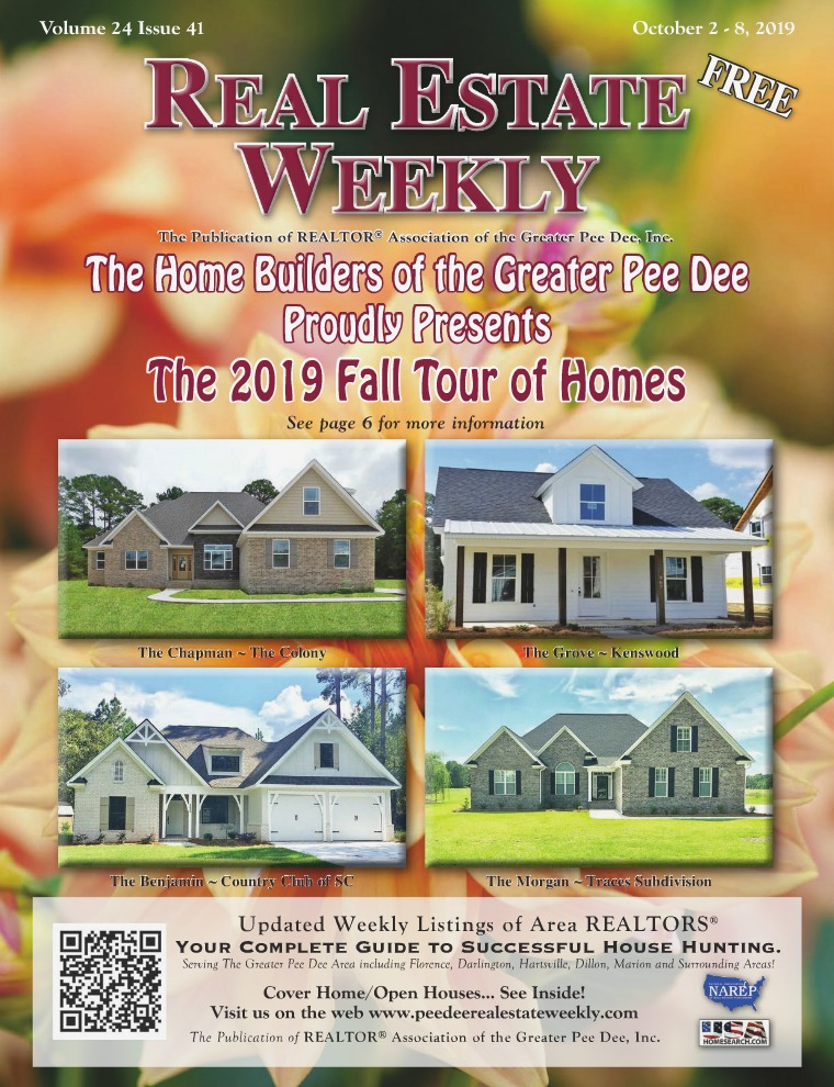Real Estate Weekly Volume 26 Vol. 25, Iss. 41