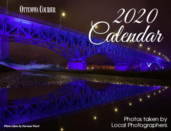 Ottumwa Calendar 2020