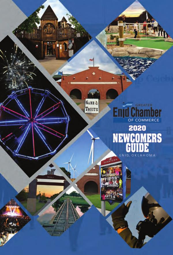 Enid Newcomers Guide 2020