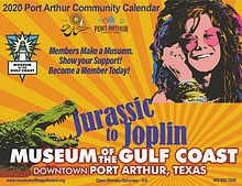 Port Arthur Community Calendar