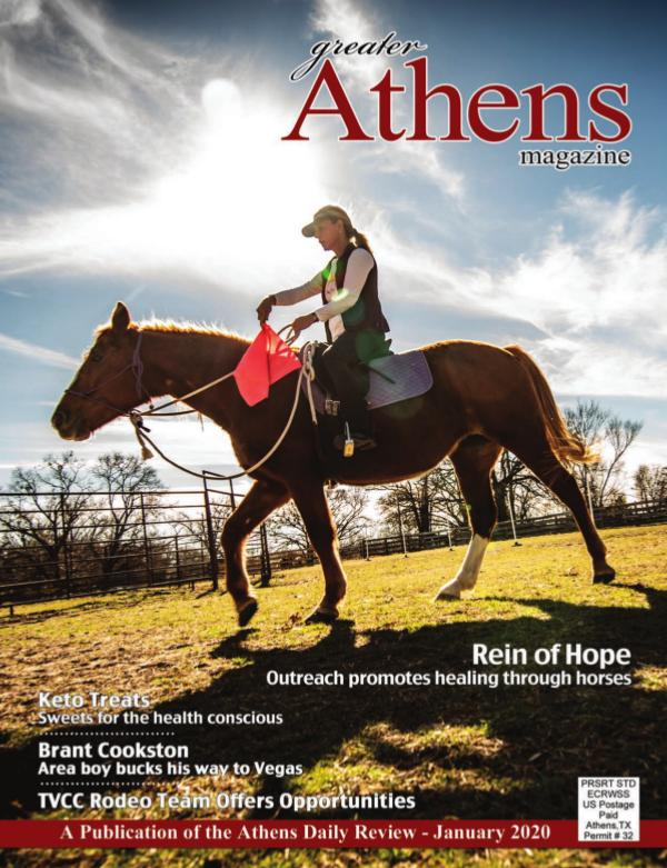 Greater Athens Magazine January 2020