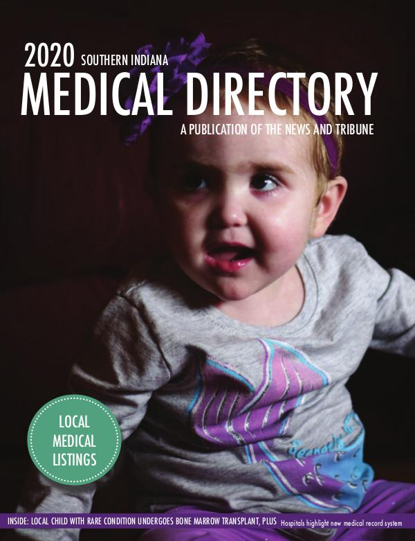 Southern Indiana Medical Directory 2020