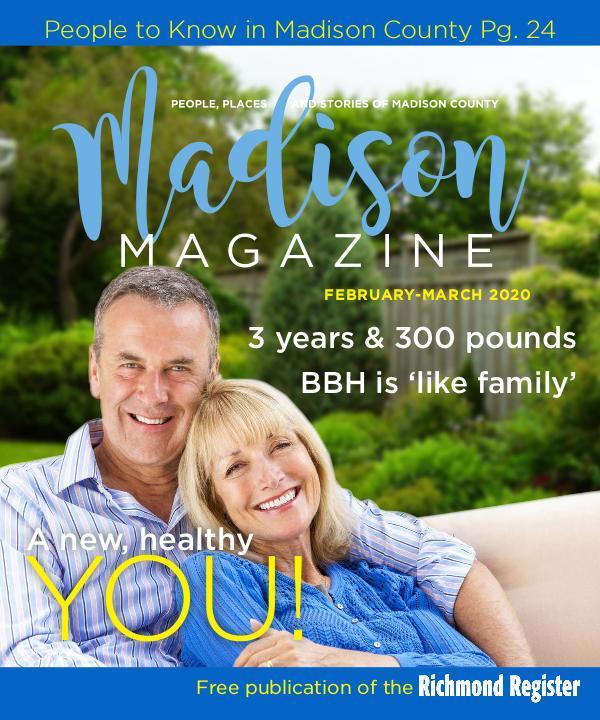Madison Magazine February - March 2020