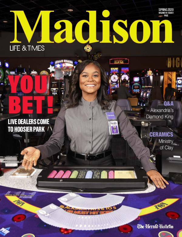 Madison Life and Times Spring 2020