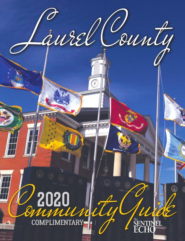 Laurel County Community Guide 2020