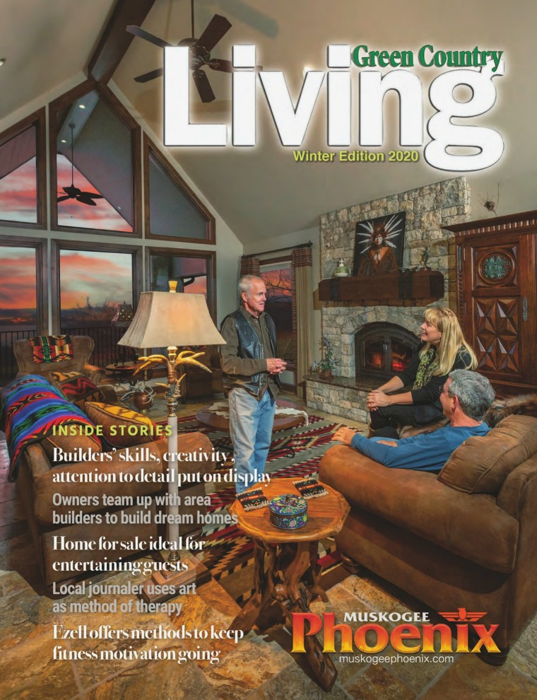 Green Country Living Winter Edition 2020