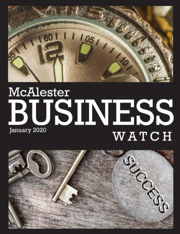 Business Watch McAlester Oklahoma 2020
