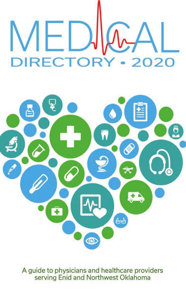 Northwest OK Medical Directory 2020