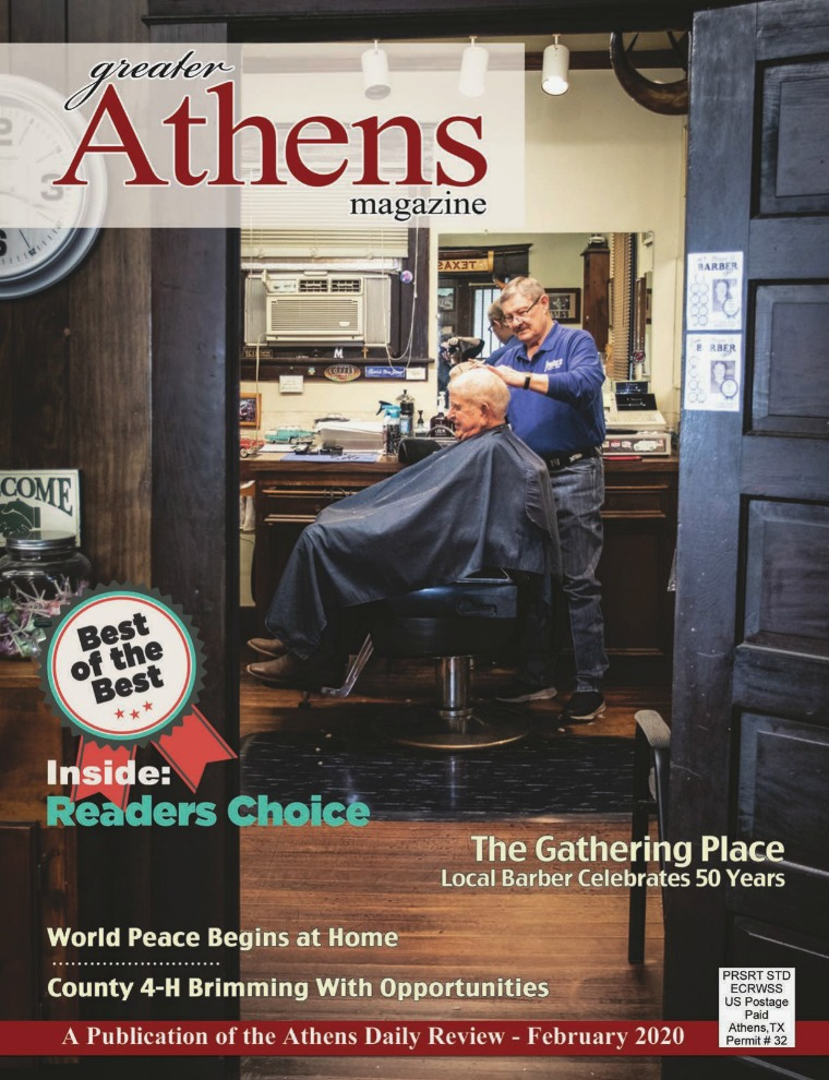 Greater Athens Magazine February 2020