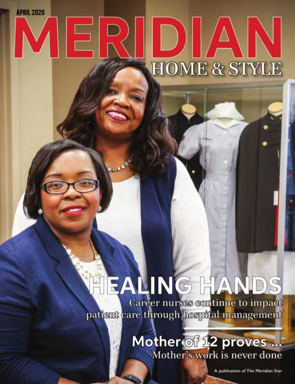 Meridian Home and Style April 2020