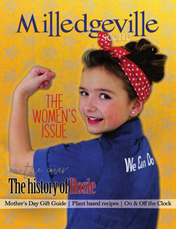 Milledgeville Scene The Spring Issue