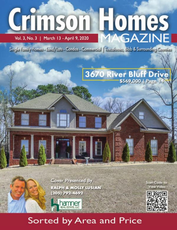 Crimson Homes Magazine Volume 3, Number 3