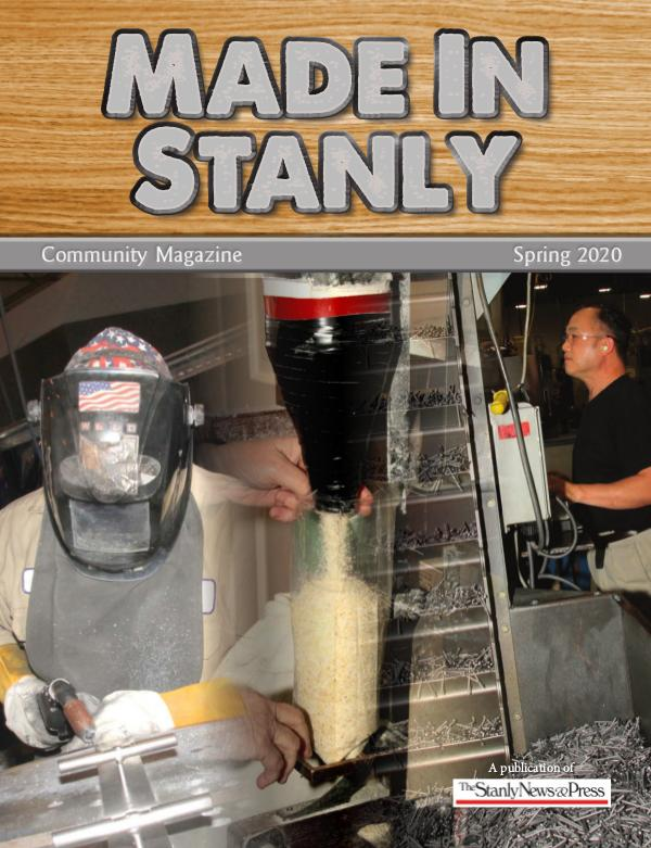 Made in Stanly Spring 2020