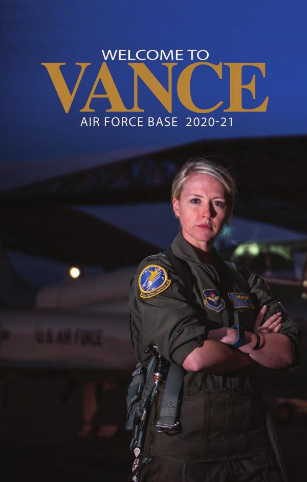Vance AFB Relocation Guide 2020-2021