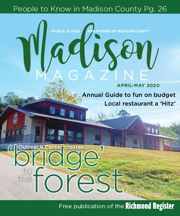 Madison Magazine April-May 2020