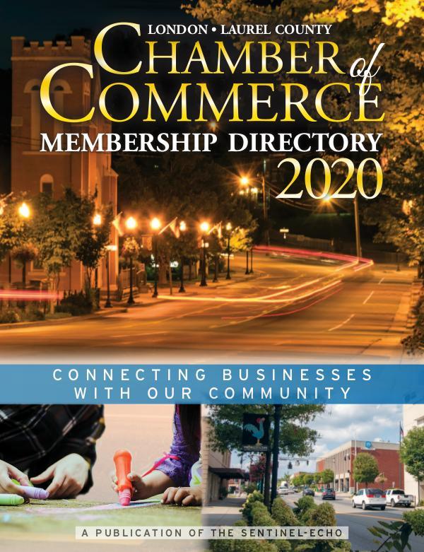 London • Laurel County Chamber of Commerce 2020