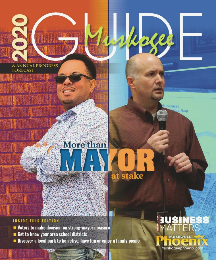 Muskogee Guide and Annual Progress Forecast 2020