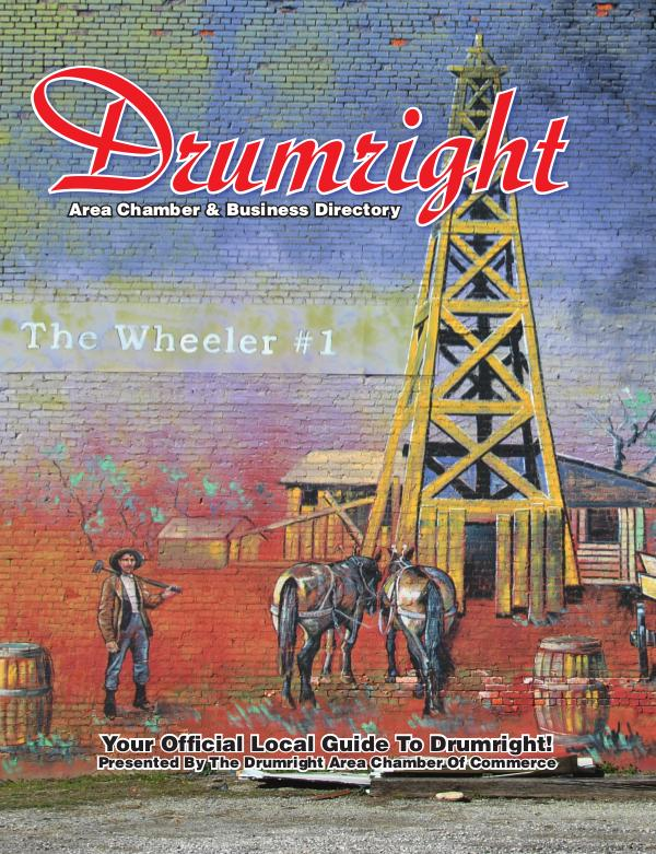 Drumright Chamber & Business Directory 2020