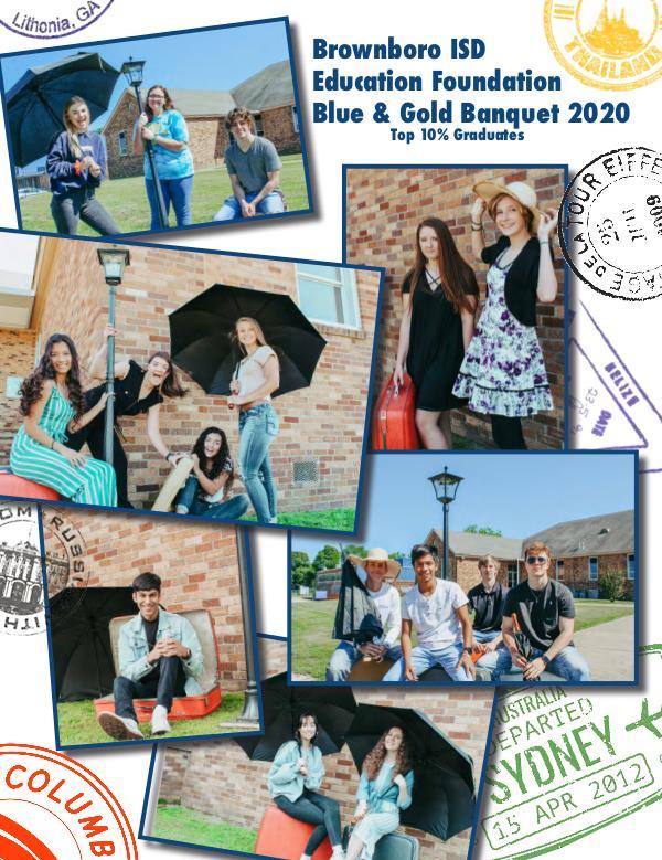 Brownsboro ISD Education Foundation 2020