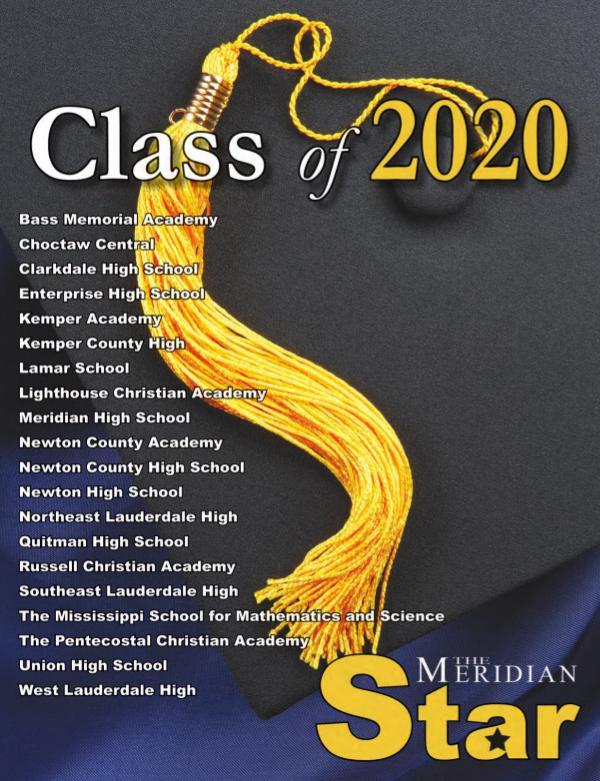 The Meridian Star Graduation 2020