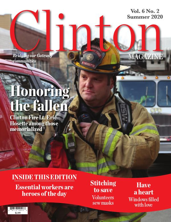 Clinton Magazine Summer 2020