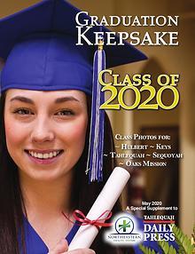 Tahlequah Graduation
