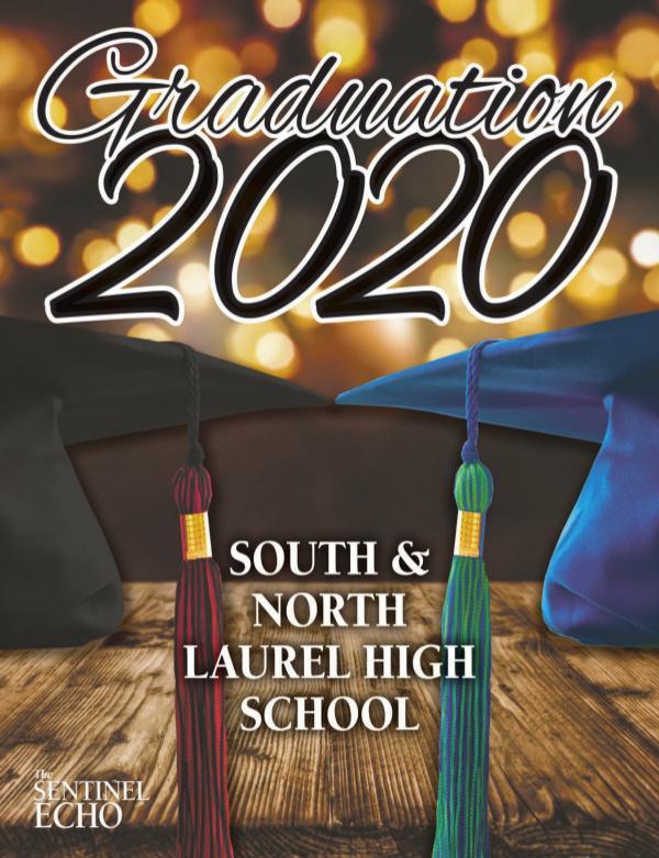 South & North Laurel High School Graduation 2020