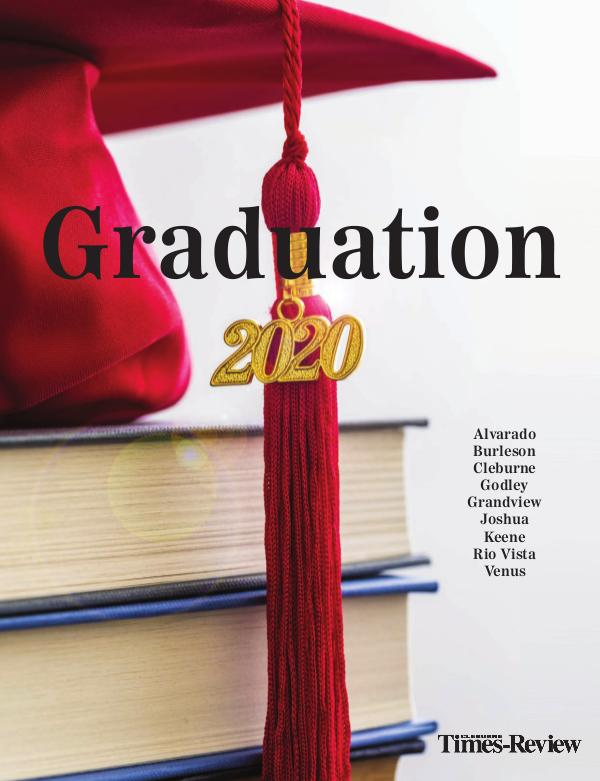 Graduation-Cleburne Times-Review 2020
