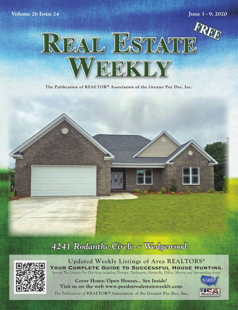 Real Estate Weekly Volume 26 Vol. 26, Iss. 24