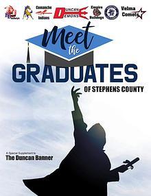 Stephens County Graduating Class