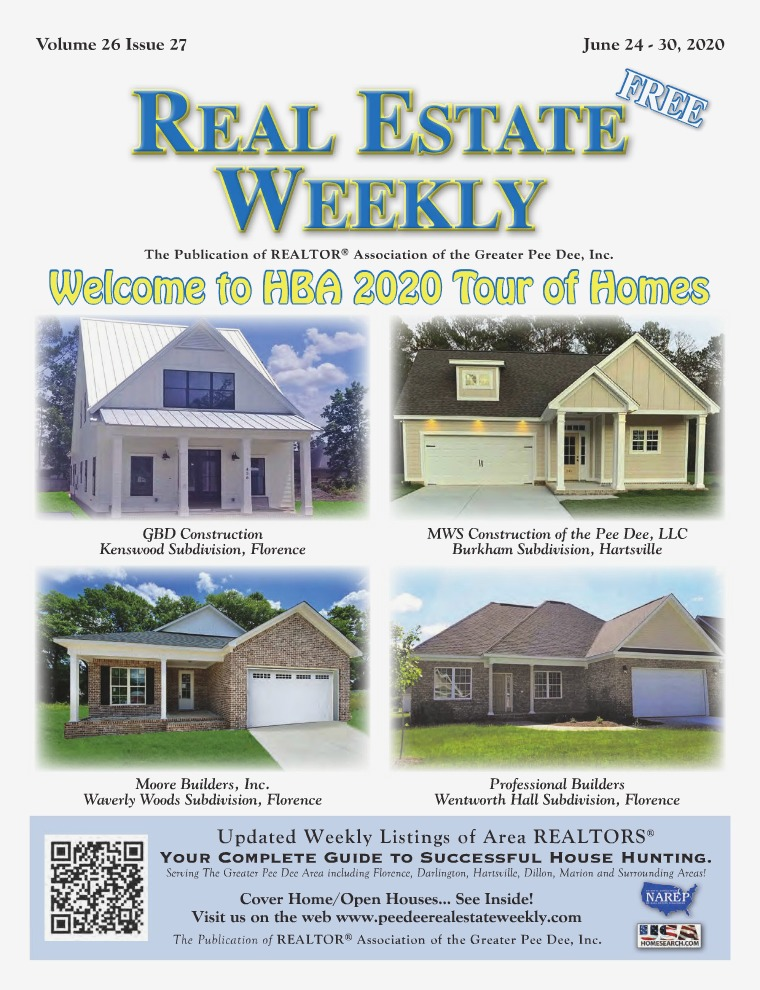 Real Estate Weekly Vol. 26 Iss. 27