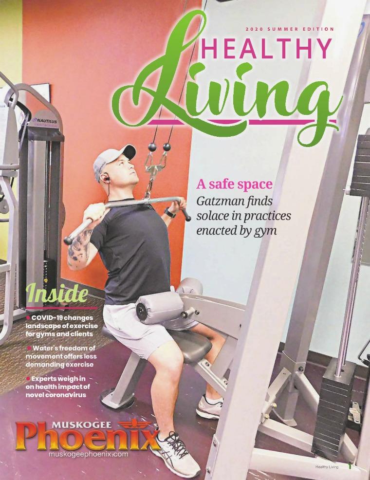 Healthy Living Muskogee Summer 2020 Edition