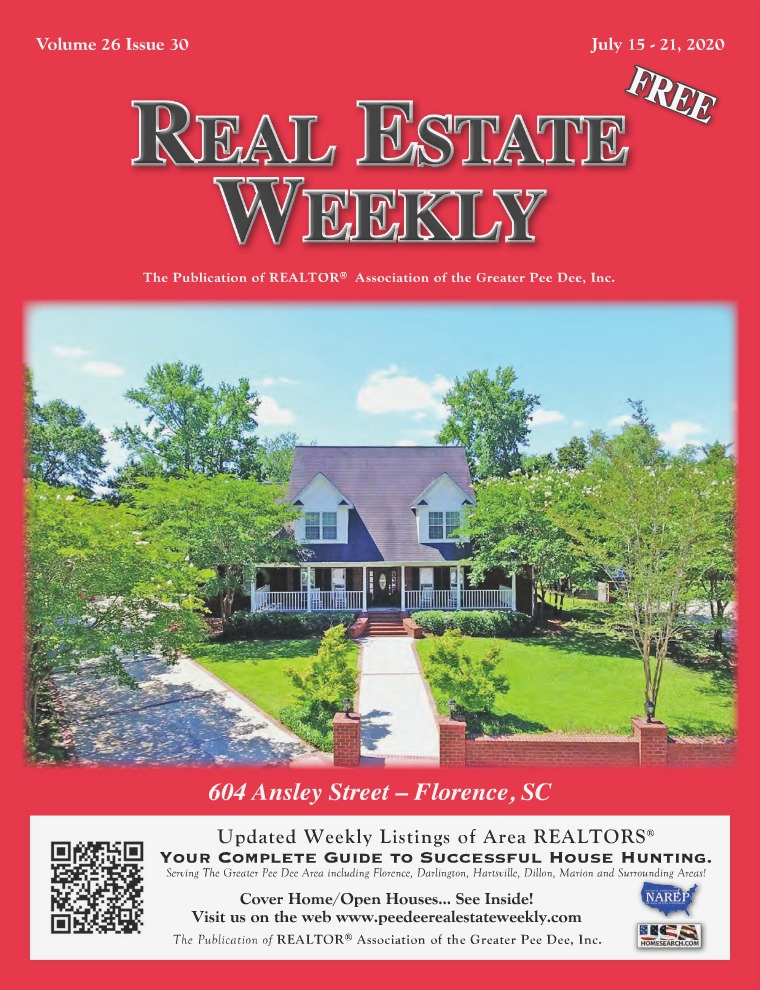 Real Estate Weekly Volume 26 Issue 30