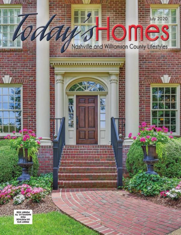 Today's Homes July 2020