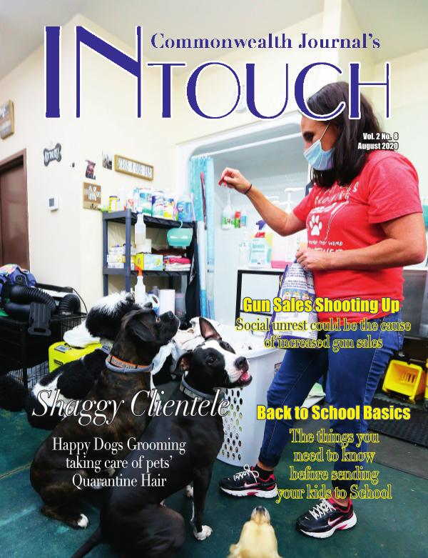 InTouch with Southern Kentucky August 2020