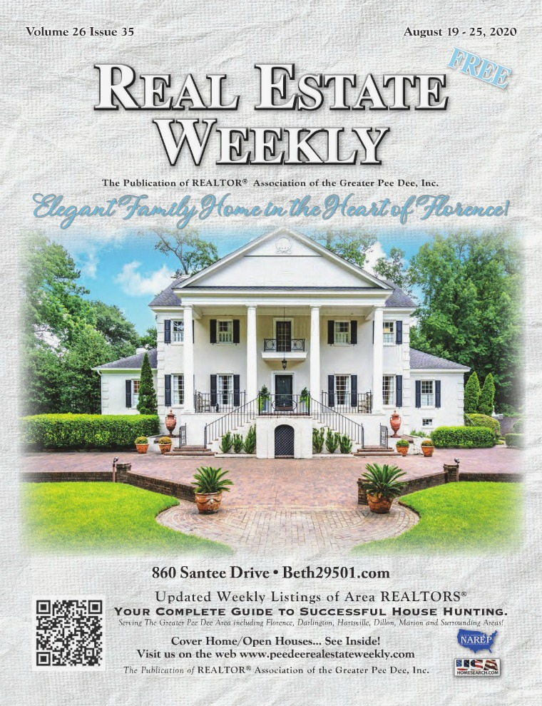 Real Estate Weekly Vol. 26 Iss. 35