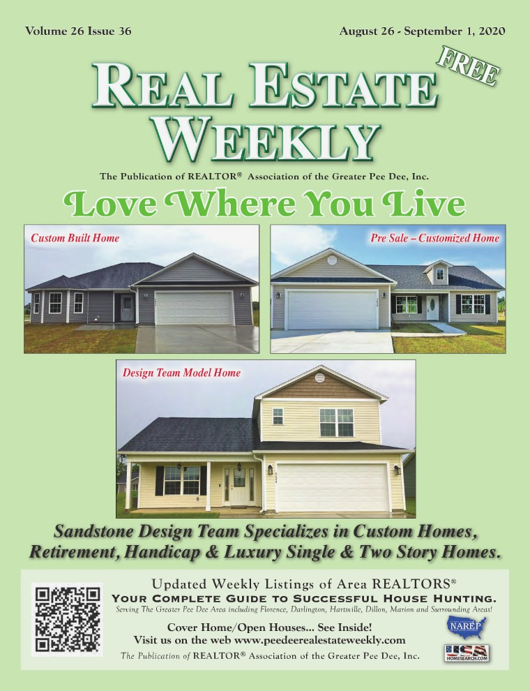 Real Estate Weekly Vol. 26 Iss. 36