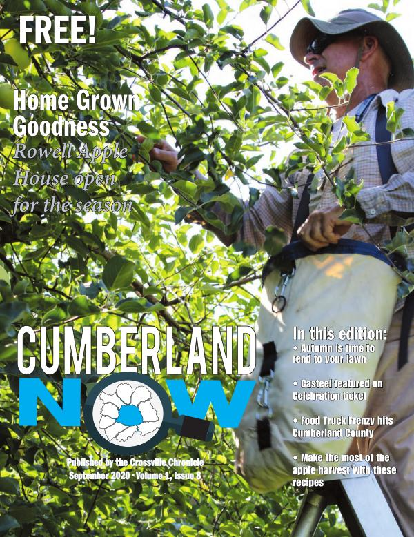 Cumberland Now Volume 1, Issue 8