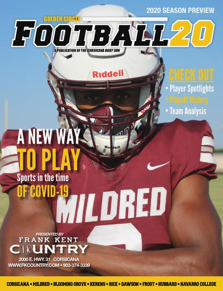 Golden Circle Football Preview 2020