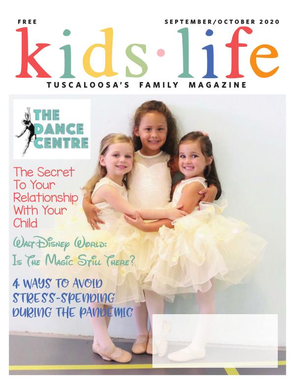 Kids Life Tuscaloosa September-October 2020