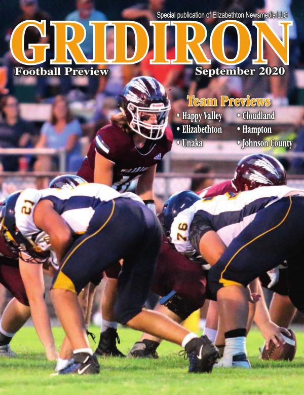 Gridiron Football Preview-Elizabethton Star 2020